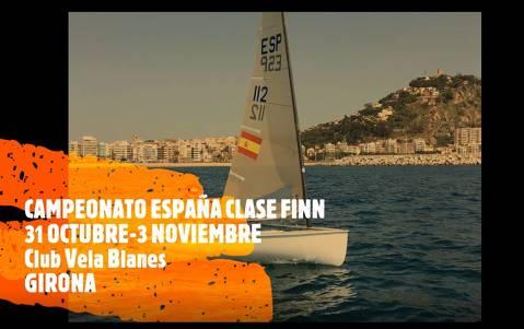 Campionat Espanya FINN