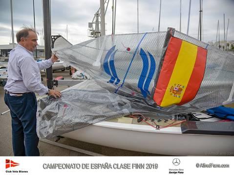 Arranca el Campeonato de España de Finn con el andaluz Pablo Guitián como favorito. - 3
