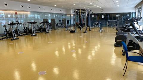 El Fitness & Spa i el restaurant del CVB tornen a reprendre l'activitat.