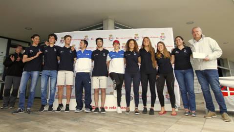 Ascensión Roca (RCNT) i Rafa Rabasa (CN Balís) Campions de la Copa d'Espanya 2018 - 9