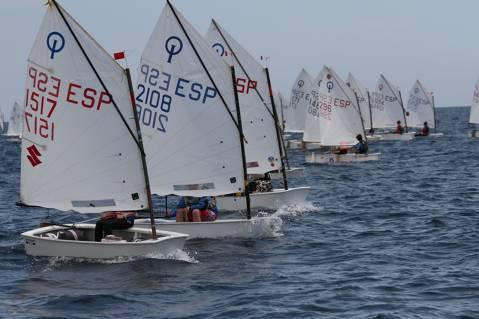 39è Vila Blanes Optimist Regata-V Trofeu CBRB / Campionat Catalunya Opt.G3 - 4