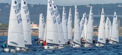 l'expedició blanenca de la classe Europa al 68 Trofeu Ciutat de Palma - 1