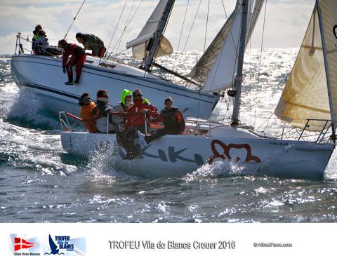 Salvador Vieta amb el TRAMENDU (ORC-2) guanya el Trofeu Vila Blanes Creuer 2016 - 7