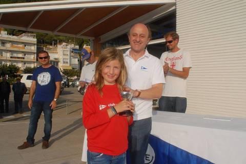 Guillem Manresa i Emma Cabré triomfen al Trofeu Illes Medes 2014 - 3