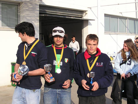 Campionat de Catalunya 2004 classe Europe - 1