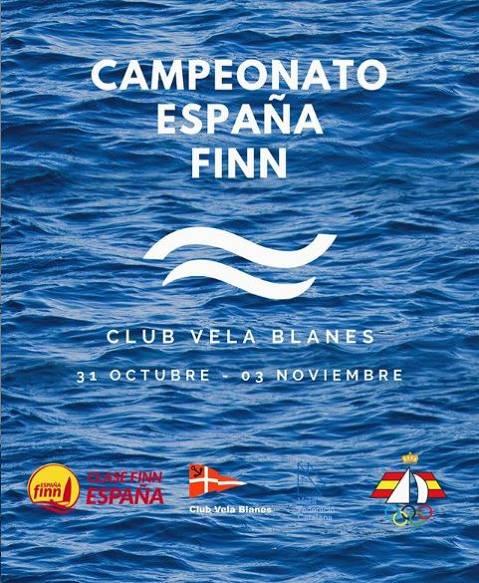 Campeonato España FINN