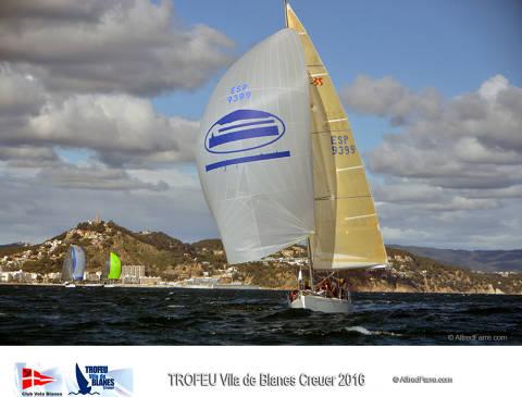Salvador Vieta amb el TRAMENDU (ORC-2) guanya el Trofeu Vila Blanes Creuer 2016 - 8