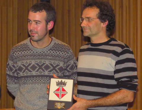 l'Ajuntament de Blanes homenatja al regatista, i soci del Club Aleix Gelabert - 1