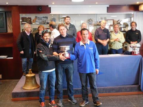 El Waikiki de Jordi Vilar, el Beagle de Roger Ferrer i el Korrigan de Joan Balaguer Campions del XLII Campionat Interclubs