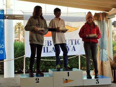Aleix Manresa Campió a la Categoria-B al CN Vilanova.