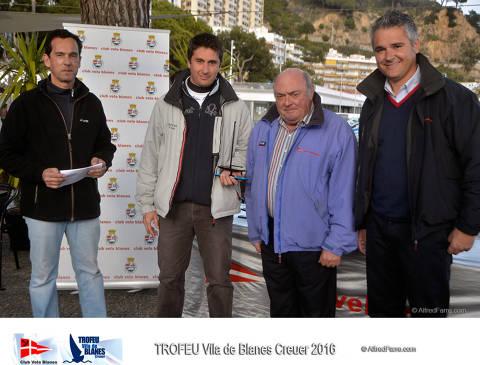 Salvador Vieta amb el TRAMENDU (ORC-2) guanya el Trofeu Vila Blanes Creuer 2016 - 4