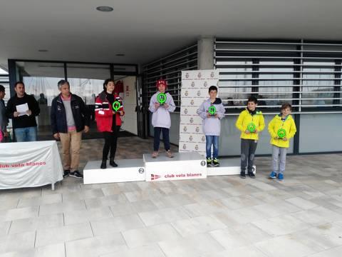 Martí Garriga guanya el Trofeu Primavera al Grup-3 i Martí Piguillem queda 3er. - 1