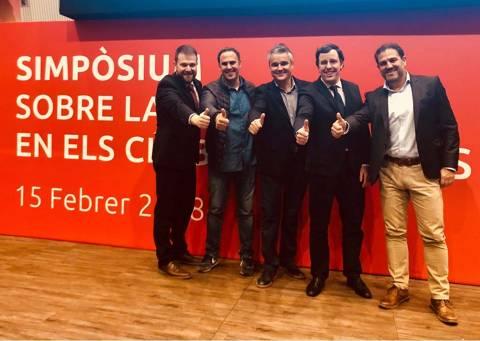 El CVB acapara el protagonisme al simpòsium sobre la inclusió en els clubs esportius a la Fundació Barça - 2