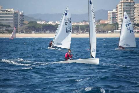 l'Equip de la classe Europa participa al VII Gran Premi Nàutic Masnou