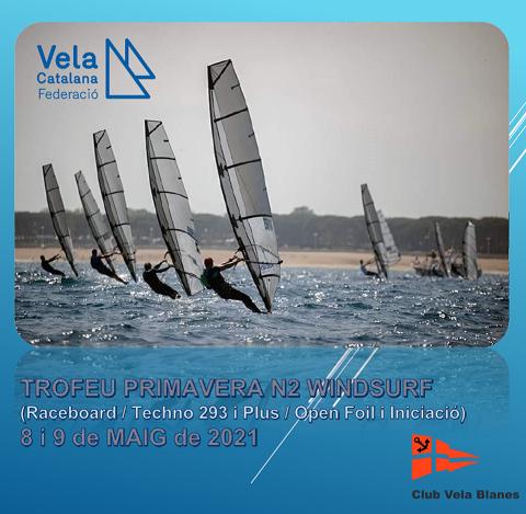Trofeu Primavera N2 Windsurf 2021