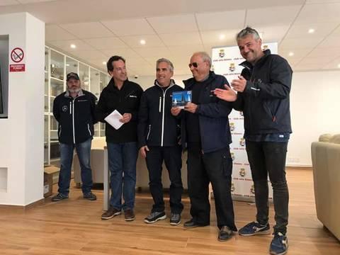 MAXIMO i RONDALLA guanyen el 38è Vila Blanes Creuer - 3