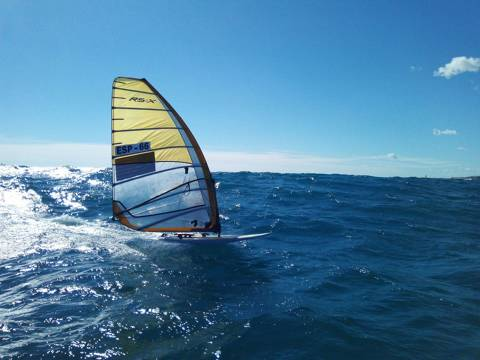 Trofeu Primavera N-2 (Windsurf)
