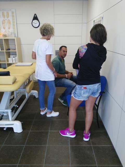 Nou servei de fisioteràpia i quiromassatge al Fitness & Spa Club Vela Blanes - 2