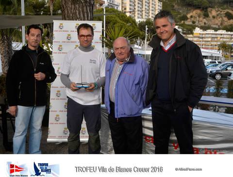 Salvador Vieta amb el TRAMENDU (ORC-2) guanya el Trofeu Vila Blanes Creuer 2016 - 3