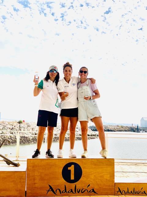 Jordi Bosch campió veterà i Laura Cabezas 3ª femenina pugen al podi de la Copa d'Espanya de Raceboard. - 1