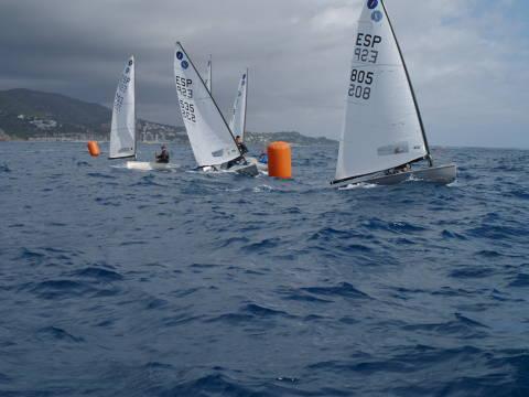 Cinc regatistes de la classe europa participen al XIX Trofeu Vela Tarquina.