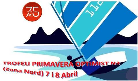Trofeu Primavera N3 Optimist (Zona Nord)