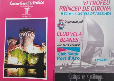 Sabies que la Regata Vila de Blanes Creuer era abans coneguda com la Regata Príncep de Girona? - 5