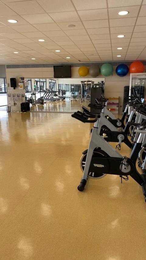 El Fitness & Spa i el restaurant del CVB tornen a reprendre l'activitat. - 3