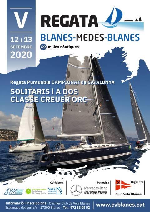V Regata Blanes-Medes-Blanes (BMB 2020)