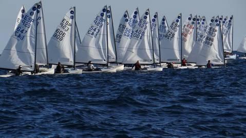 La flota de la classe Europa inicia l'any a la IV Guíxols Cup - 1