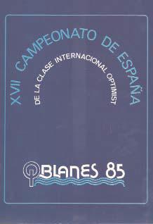 A la dècada dels 70 la família Depares, va ser l'ànima dels optimist en el Club Vela Blanes - 2