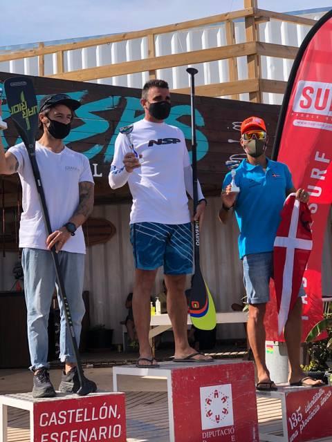 Neus Collado i Xavi Marina podi al III Circuit Provincial Castellón SupRace - 1
