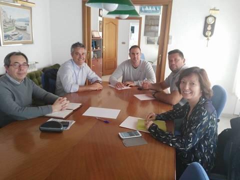 La Fundació Aspronis i el Club Vela Blanes renoven el conveni per a la pràctica de vela accessible - 1