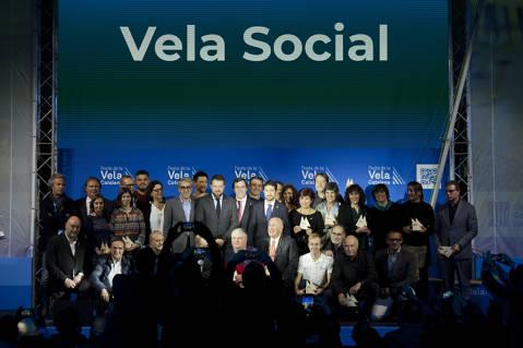 El Club de Vela Blanes acapara premis i distincions a la festa de la vela Catalana - 5
