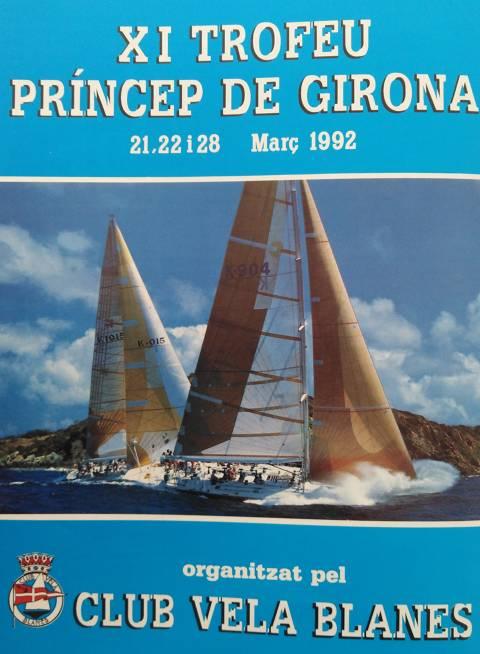 Sabies que la Regata Vila de Blanes Creuer era abans coneguda com la Regata Príncep de Girona? - 7