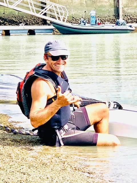 Marc Tusquets primer català al Campionat d'Espanya de Raceboard a Puerto Sherry - 2