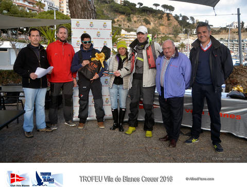 Salvador Vieta amb el TRAMENDU (ORC-2) guanya el Trofeu Vila Blanes Creuer 2016 - 2