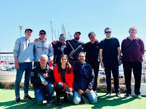 Laura Cabezas i Marc Tusquets, campiona i subcampió de Catalunya de Raceboard a Salou