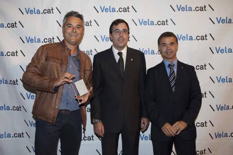 El Club Vela Blanes entre els millors del 2014 a la Festa de la Vela Catalana. - 2