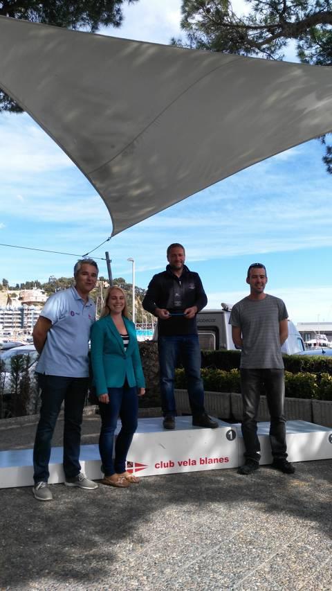 El KORRIGAN de Joan Balaguer guanya el I Trofeu Blanes-Medes-Blanes puntuable per el Campionat de Catalunya.