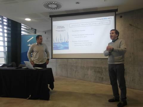 El CVB al Congrés de la Vela Catalana - 1