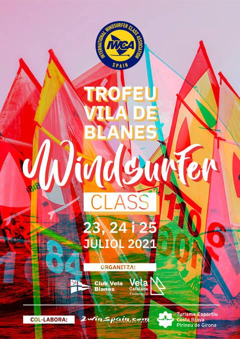 Trofeo Vila de Blanes Windsurfer