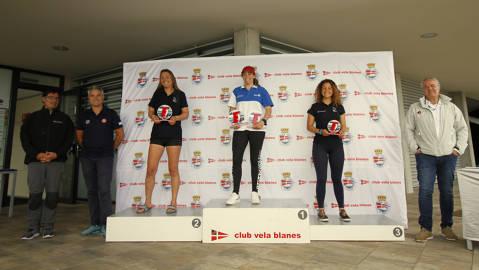 Ascensión Roca (RCNT) i Rafa Rabasa (CN Balís) Campions de la Copa d'Espanya 2018 - 3