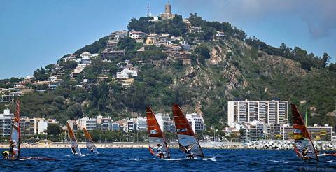 Campeonato España 2019 Raceboard, Techno Sub13, Sub15, Sub17, RS:X Sub19