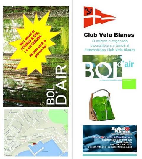 Nou servei de fisioteràpia i quiromassatge al Fitness & Spa Club Vela Blanes - 1