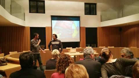 l'Ajuntament de Blanes homenatja al regatista, i soci del Club Aleix Gelabert