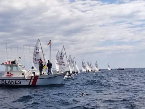 Aleix Subirà 3er masculí al Campionat de Catalunya. - 7