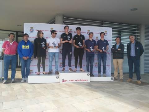 Rafa Rabasa en Europa, Eduardo Ferrer/Carlos de Maqua en 420 i José Luís Doreste en Finn, guanyadors absoluts al Trofeu Primavera N2 - 2